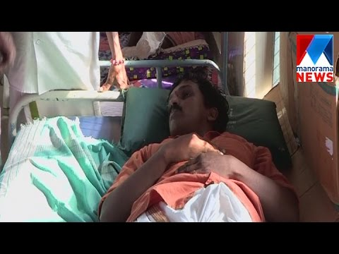 Police atrocity, youth held and beaten | Manorama News