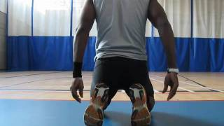 Workout routine to improve leg speed and explosiveness