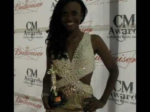 2011 Carolina Music Awards -Amanda Pollard Thanks You!
