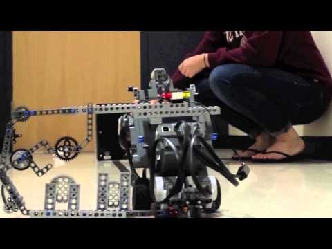 Clarence Goes to the Moon: An experiment in Cognitive Robotics