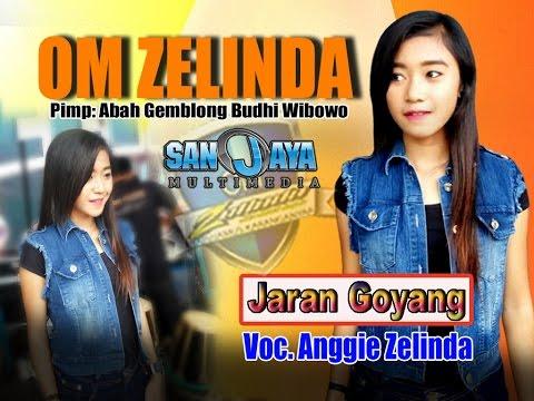 Jaran Goyang Cover Anggie Zelinda live Banaran Gentungan