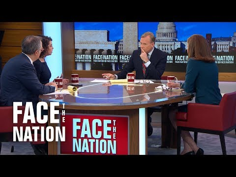 Face The Nation - Javad Zarif, Jan Crawford,  Michael Lewis