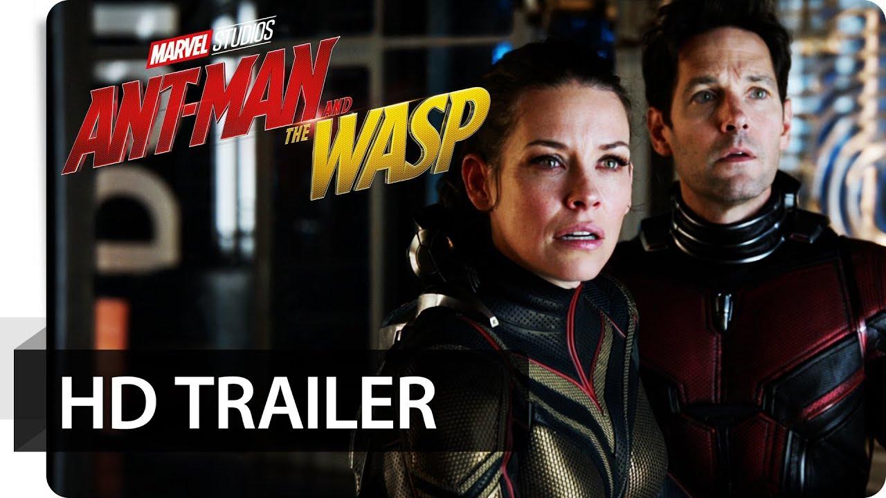 ANT-MAN AND THE WASP – Offizieller Trailer (deutsch/german) | Marvel HD