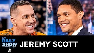 Jeremy Scott - Using Fashion to Change the Way the World Thinks | The Daily Show