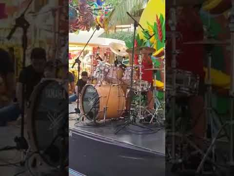 Bali Drummer Competition Bullet For My Valentine 2018 Waking The
