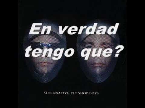 Pet Shop Boys- Do I have to? (Subtitulo en Español) mp3