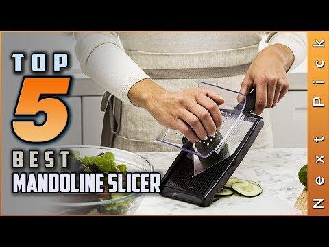 Top 5 Best Mandoline Slicer Review in 2020