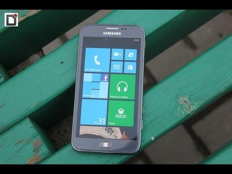 Обзор Samsung ATIV S