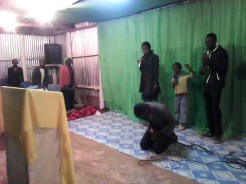EBENEZER HOSANNA INTERNATIONAL MINISTRIES, ELDORET KENYA Overnight Prayer