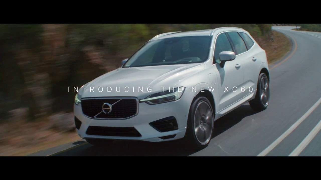 The New Volvo Xc60 Youtube