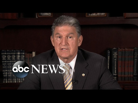 Sen. Joe Manchin says James Comey was a credible witness: