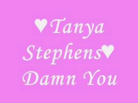 Damn You - Tanya Stephens