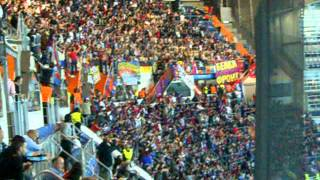 CSKA hooligans: Real Madrid - CSKA Moscú (2/4)