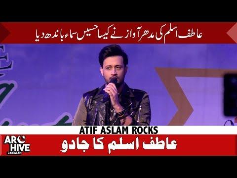 Atif Aslam Rocks Islamabad