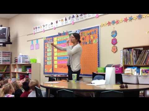 2nd Grade Vocabulary Lesson