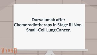 Durvalumab after #Chemoradiotherapy in Stage III Non-Small-Cell Lung #Cancer. | #MedicalVideos