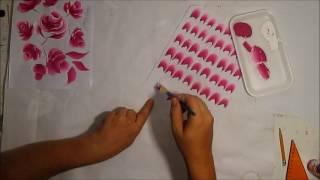 ejercicios para aprender pincelada
