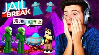 ABDUCTED BY ALIENS?! 👽 Roblox Jailbreak