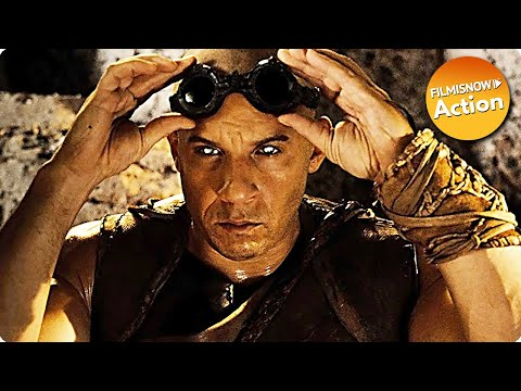 VIN DIESEL | Awesome Action Moments