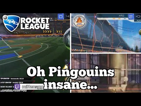 Daily Rocket League Highlights: Oh Pingouins insane... thumbnail