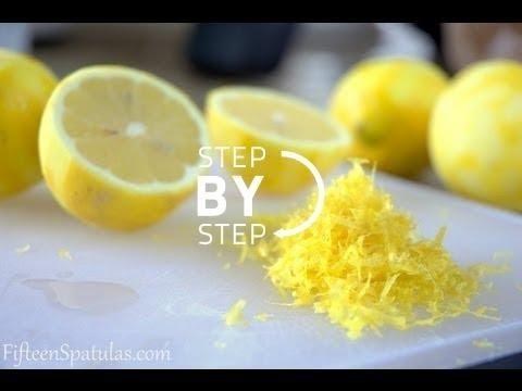 How to Freeze Lemon Zest, Freezing Lemon Zest or Can Lemon Zest be Frozen?