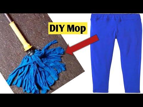 reuse-old-cloths-|-इस-video-के-बाद-आप-कभी-भी-बजार-से-पोछा-नही-खरीदेंगी-|-mop-from-old-leggings-rs.0