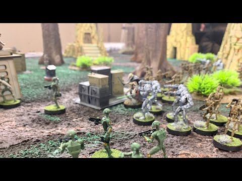 Star Wars Legion Battle Report Ep 39: The Return Of Cad Bane!