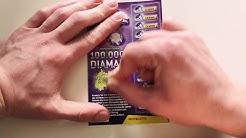Diamant-Los 100.000€ Spitzengewinn von WestLotto aufgerubbelt