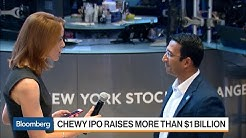 How Chewy Plans to Spend Its $1 Billion IPO