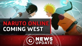 Naruto Online Officially Releasing in the West - GS News Update