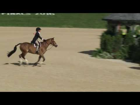 Video Of HIGGINS Ridden By MADELINE LUDDY From ShowNet!