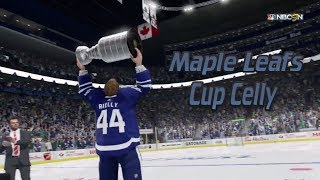 Toronto Maple Leafs Stanley Cup Celebration