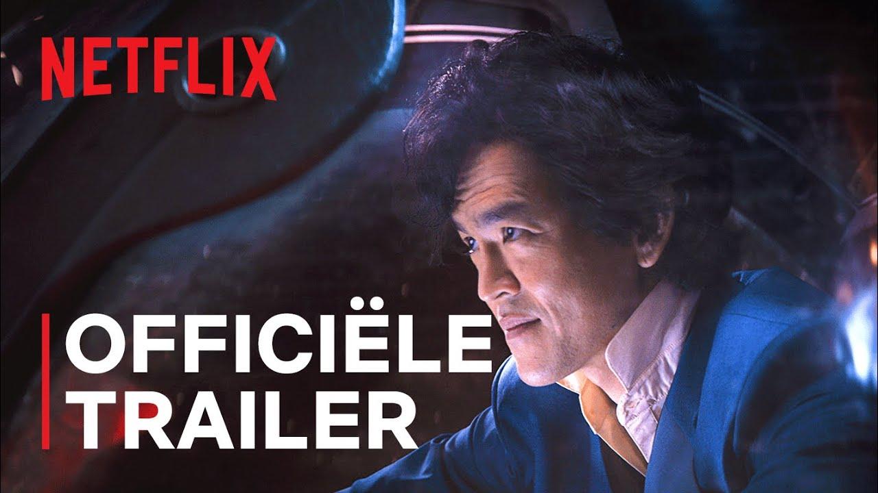 John Cho in Cowboy Bebop trailer op Netflix België