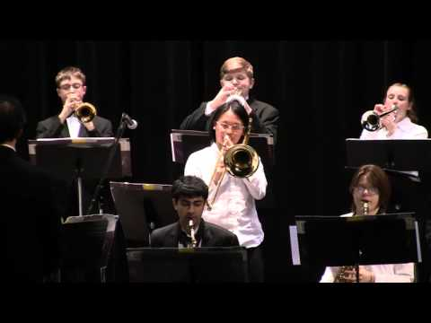 "IHS Jazz II performs ""Orinoco Cocoa"" at the 2016 IHS Spring Concert"