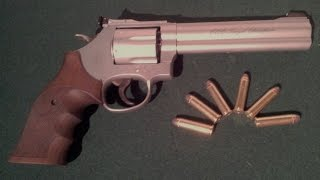 smith and wesson 686 target champion 357 magnum 6 zoll lauf