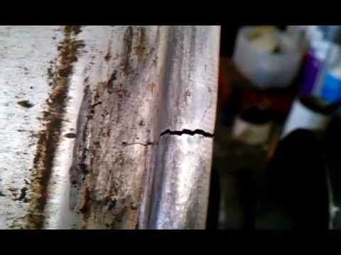 Cracked Alloy Wheel Repair Youtube