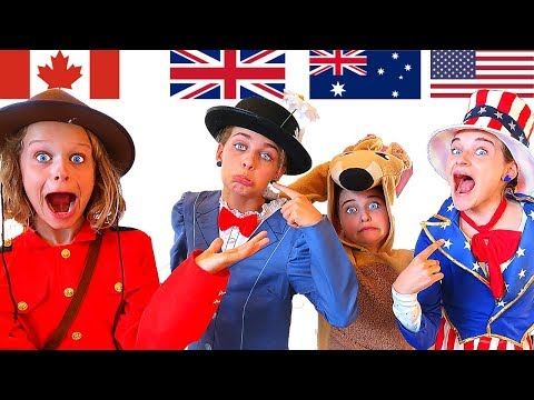 WHICH COUNTRY IS THE BEST? w/The Norris Nuts
