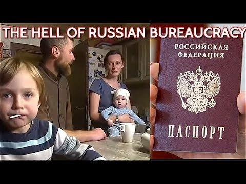 ABSURD RUSSIAN BUREAUCRACY! Ethnic Russians Are Denied Russian Citizenship En Masse!