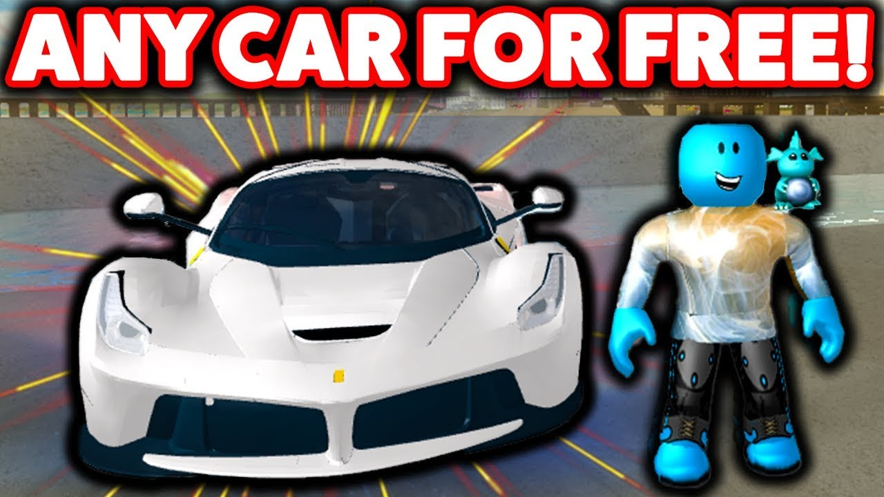 HOW TO GET EVERY CAR FOR FREE! (Roblox Vehicle Simulator