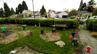 Comcast Cares Day Impact: Labeteyah Youth Home