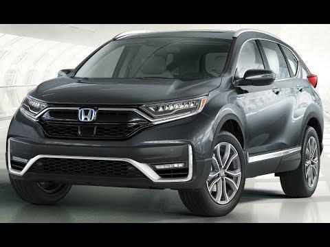 2020 Honda CR-V Hybrid (U.S) Interior, Exterior and Drive