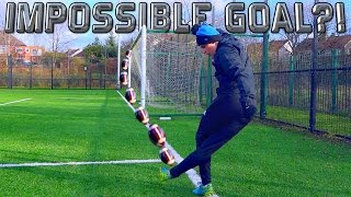 AMAZING American Football Crossbar Trick Shots, Goals & Skills - Super Bowl 2016 Edition