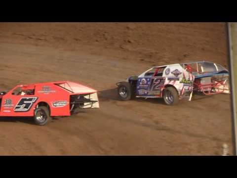 6 18 16 Modified Heat #2 Lincoln Park Speedway