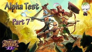 Dungeon Defenders 2   Pre-Alpha Gameplay   Huntress in the Sewers!   Part 7
