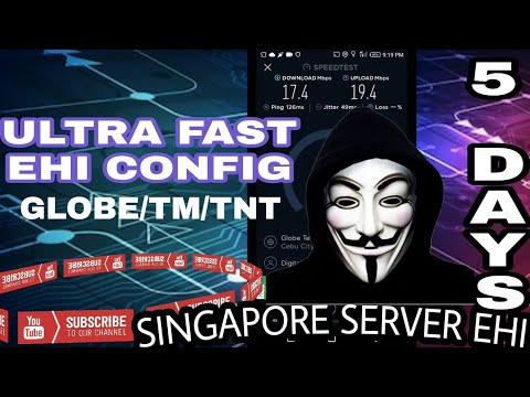 Download Http Injector Singapore Server Ehi Config 2018 MP3