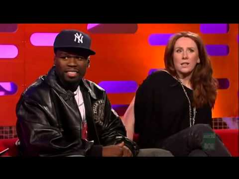 The Graham Norton Show 2009 S6x10. 50 Cent, Jimmy Carr & Catherine Tate Part 2 YouTube