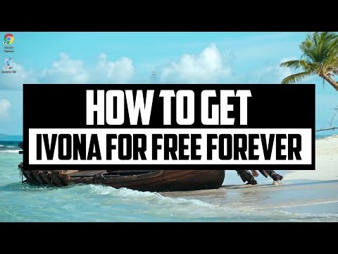 How to get Ivona Text To Speech For Free Forever 2017-2018