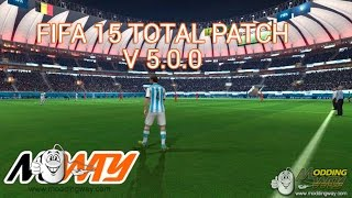 Fifa15 mods