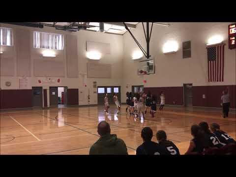 LBJHS vs Ranchos Middle School 7th Grade Girls 11-27-18