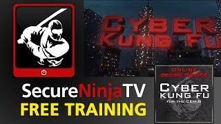 SecureNinjaTV Free Training Courses thumb